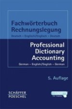 Fachwörterbuch Rechnungslegung, Deutsch-Englisch, Englisch-Deutsch. Professional Dictionary Accounting, German-English, English-German