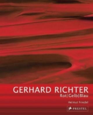Gerhard Richter Rot / Gelb / Blau