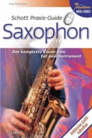 Schott Praxis-Guide Saxophon
