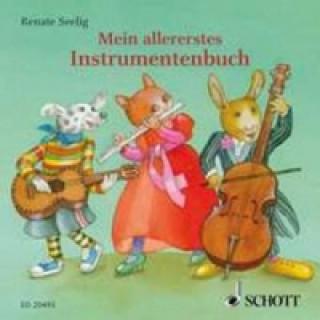 Mein allererstes Instrumentenbuch
