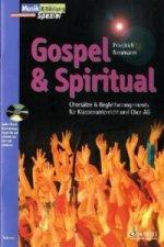Gospel & Spiritual, m. Audio-CD/CD-ROM