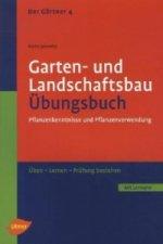 Garten- und Landschaftsbau, Übungsbuch