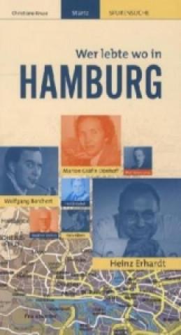 Wer lebte wo in Hamburg
