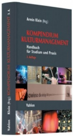 Kompendium Kulturmanagement