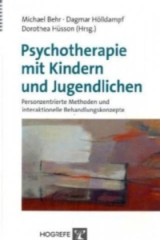 Psychotherapie mit Kindern und Jugendlichen