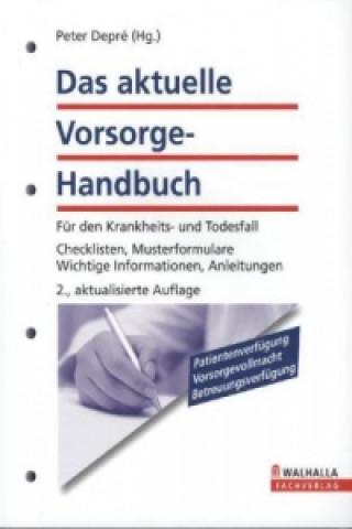 Das aktuelle Vorsorge-Handbuch