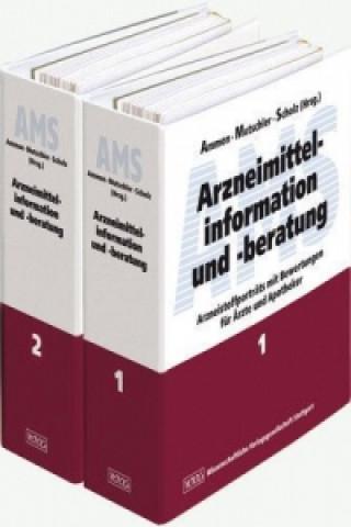 Arzneimittelinformation und -beratung, 2 Ordner zur Fortsetzung