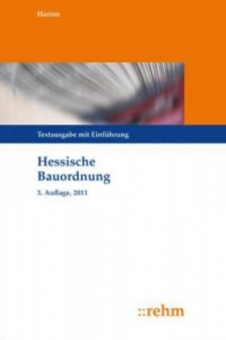 Hessische Bauordnung