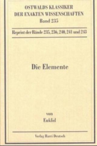 Die Elemente, Bücher I-XIII