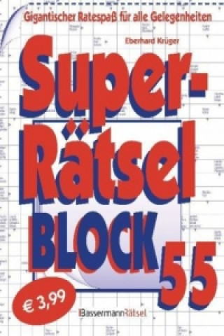 Superrätselblock. Bd.55