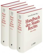 Handbuch des Staatsrechts der Bundesrepublik Deutschland, 3. Auflage, 13 Bde.