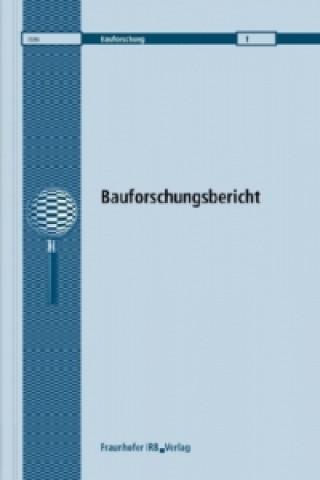 Erprobung eines Prüfverfahrens zum Brandverhalten von Fassaden und Ermittlung von Grenzwerten zur Beurteilung. Abschlussbericht.
