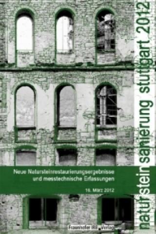 Natursteinsanierung Stuttgart 2012