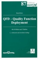 QFD - Quality Function Deployment, m. CD-ROM