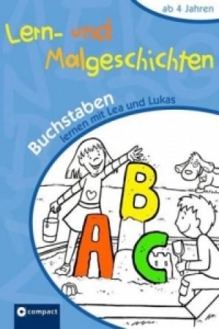 Buchstaben lernen mit Lea und Lukas