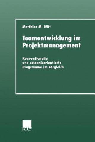 Teamentwicklung Im Projektmanagement
