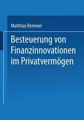 Besteuerung Von Finanzinnovationen Im Privatvermoegen