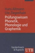 Prüfungswissen Phonetik, Phonologie und Graphemik