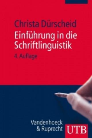 Einführung in die Schriftlinguistik