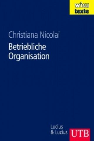 Betriebliche Organisation