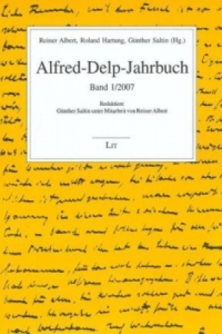 Alfred-Delp-Jahrbuch