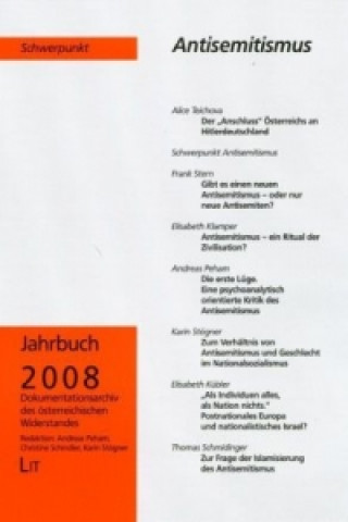 Jahrbuch des Dokumentationsarchivs des Österreichischen Widerstands