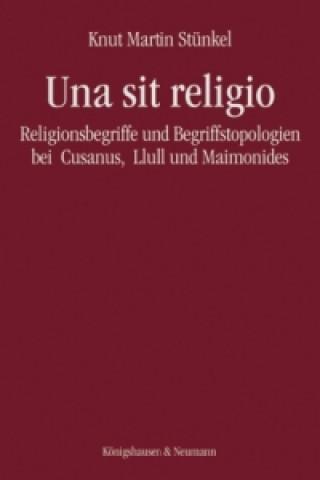 Una sit religio