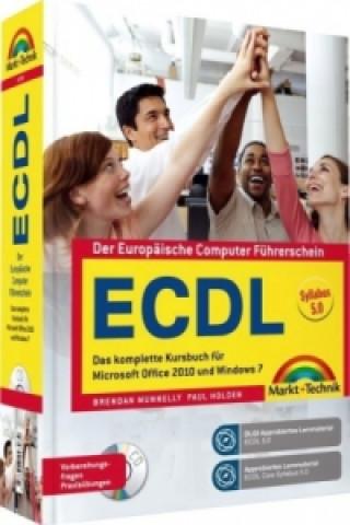 ECDL, Das komplette Kursbuch für Office 2010 und Windows 7