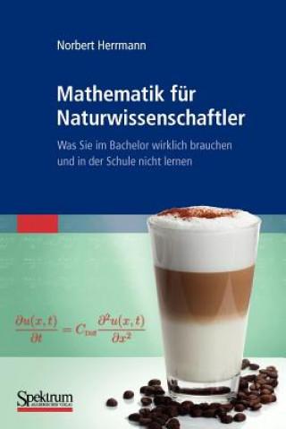 Mathematik Fur Naturwissenschaftler