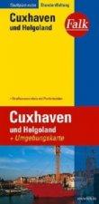 Falk Plan Cuxhaven und Helgoland