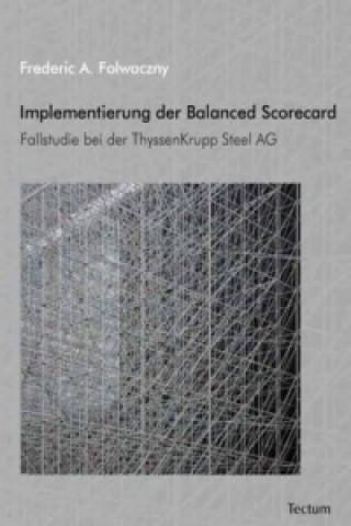Implementierung der Balanced Scorecard