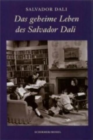 Das geheime Leben des Salvador Dali, Jubil.-Ausg.