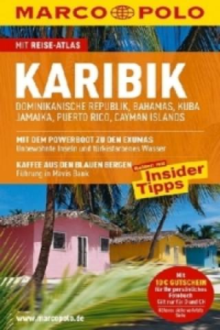 Marco Polo Reiseführer Karibik, Große Antillen