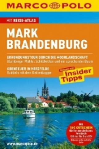 Marco Polo Reiseführer Mark Brandenburg