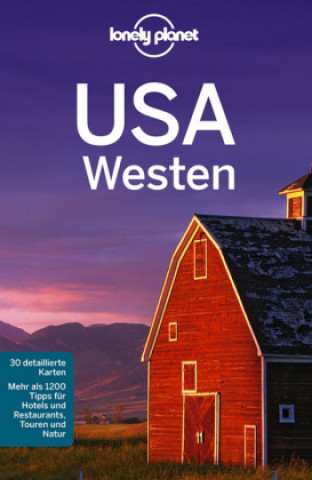 Lonely Planet USA, Westen