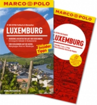 Marco Polo Reiseführer Luxemburg