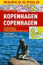Marco Polo Citymap Kopenhagen. Copenhagen