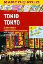 Marco Polo Citymap Tokio / Tokyo