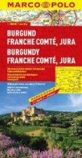 Burgund, Franche Comté, Jura. Burgundy, Franche Comté, Jura. Bourgogne, Franche Comté, Jura