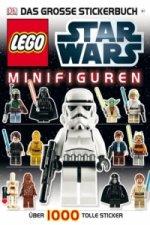 LEGO Star Wars Minifiguren Das große Stickerbuch