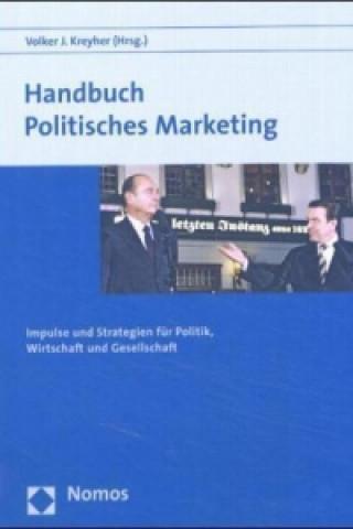 Handbuch Politisches Marketing