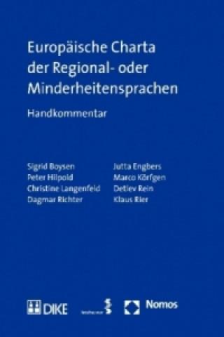 Europäische Charta der Regional- oder Minderheitensprachen, Kommentar