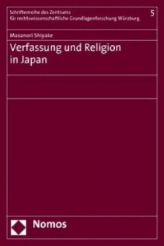 Verfassung und Religion in Japan