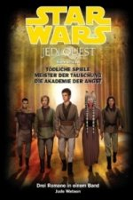 Star Wars Jedi Quest Sammelband 02