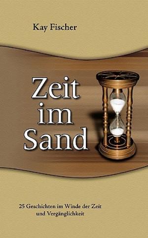 Zeit im Sand