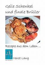 Geile Schenkel und finale Bruller