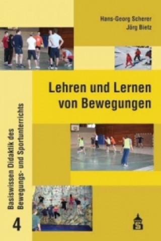 Lehren und Lernen von Bewegungen