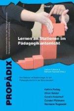 Lernen an Stationen im Pädagogikunterricht. Bd.2