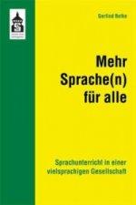 Mehr Sprache(n) für alle
