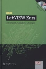LabVIEW-Kurs, m. CD-ROM (Studentenversion)